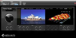 Altverb using Sydney Opera House acoustics