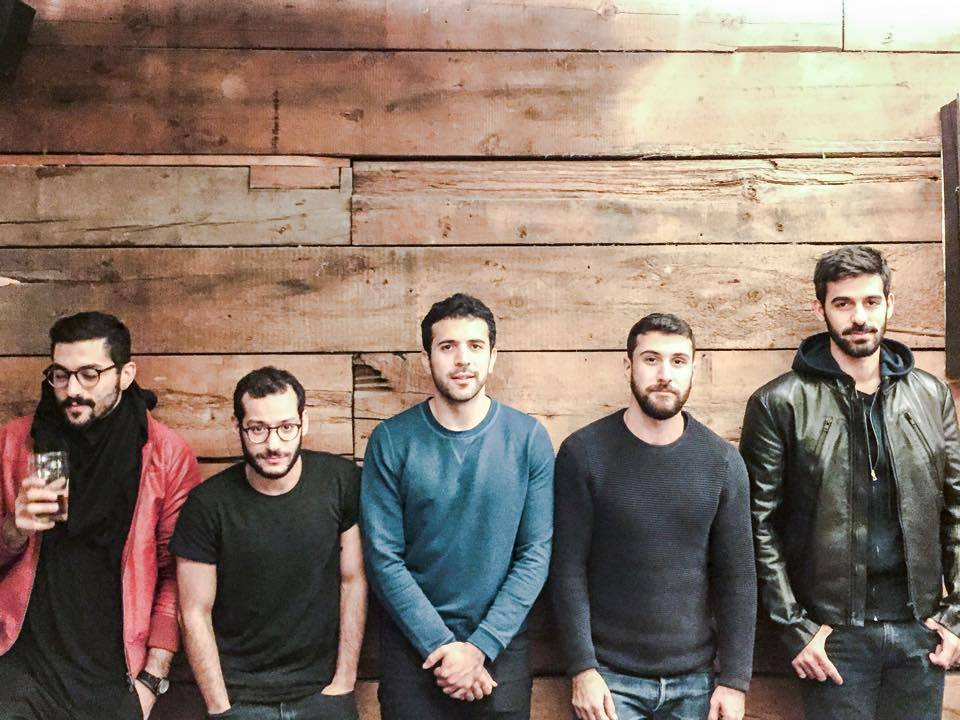 Photo from Mashrou' Leila Facebook page