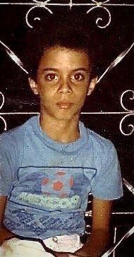 Gilmar as a boy